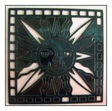 Glass Painted Suncatcher