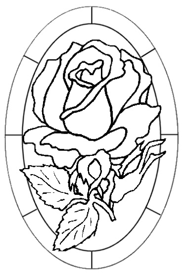 flower designs for glass painting glass painting