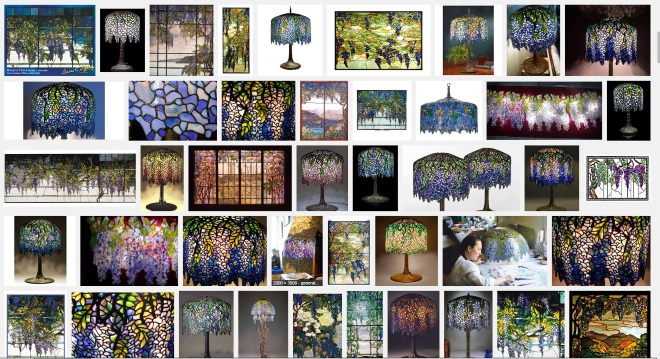 Glass Painting Project :Tiffany Image Search