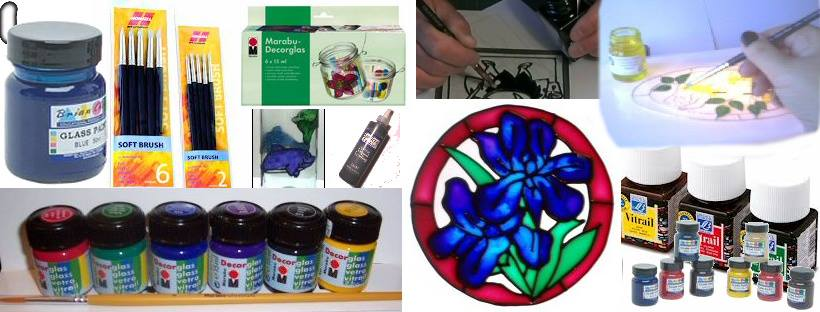 Glass Painting Facebook Group.