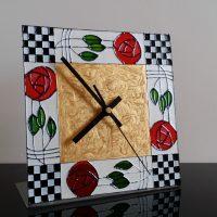 Mackintosh Self Standing Clock.