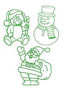 Larger Christmas Tree Decorations.