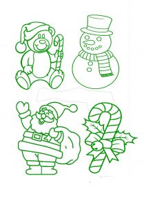 Smaller Christmas Tree Decorations.