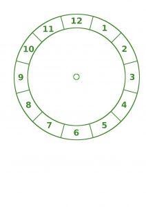 Clock Template 1.