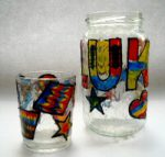 Chikdrens Glass Painting Project