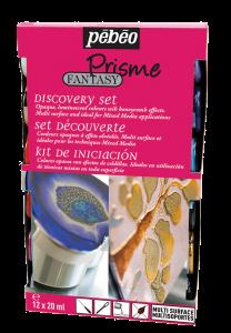 Pebeo Fantasy Prisme Discovery Collection.