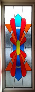 Faux Stained Glass Window Project.