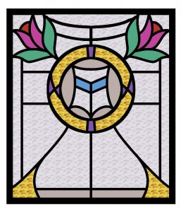 Download free glass painting designs.