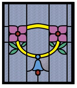 Free Glass painting Patterns.