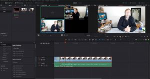 Creating a Craft video. Part 3. Editing.